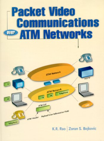 Packet Video Communications over Atm Networks: Rao, K. R.,