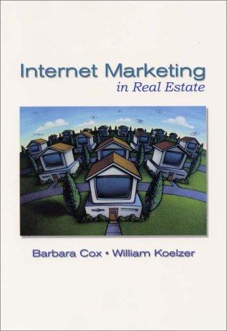 Internet Marketing in Real Estate: Barbara G. Cox,