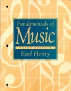 9780130115508: Fundamentals of Music