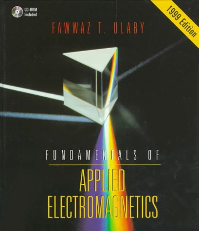 9780130115546: Fundamentals of Applied Electromagnetics, 1999 Edition