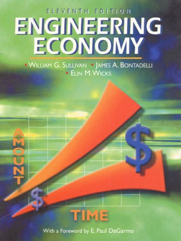 9780130115706: Engineering Economy (11th Edition)