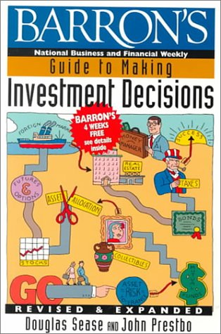 9780130116086: Barrons Guide to Making Investment Decisions