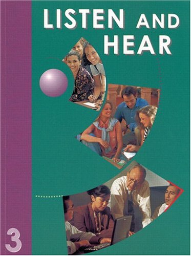 9780130116222: Listen and Hear 3