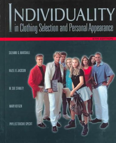 9780130116376: Individuality in Clothing Selection and Personal Appearance (5th Edition)