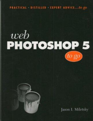 9780130118486: Web Photoshop 5 to Go