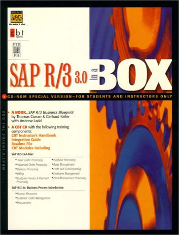 9780130119346: Sap R/3 3.0 in a Box