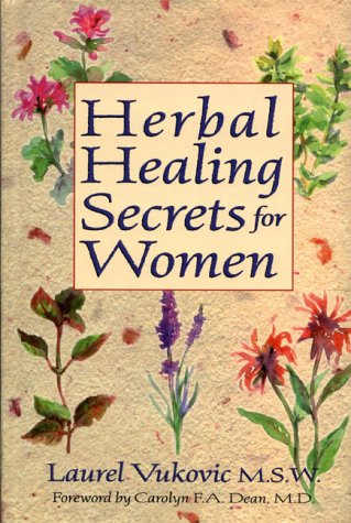 9780130121042: Herbal Healing for Women: Safe, Natural Remedies for 40+ Women