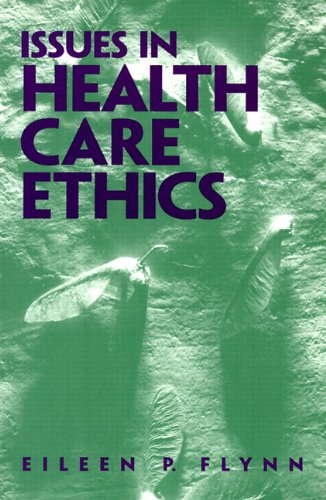 9780130122308: Issues in Health Care Ethics