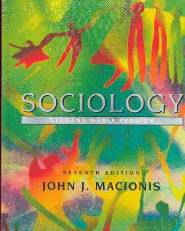 9780130123893: Sociology: Student Media Version