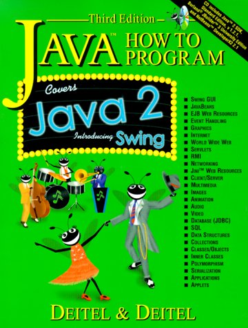 9780130125071: Java: How to Program (with CD-ROM)