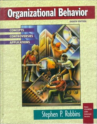 9780130126047: Organizational Behavior: Concepts and Self Assessment