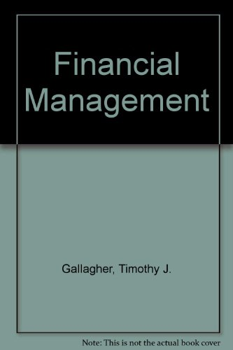 9780130126962: Financial Management: Principles and Practice