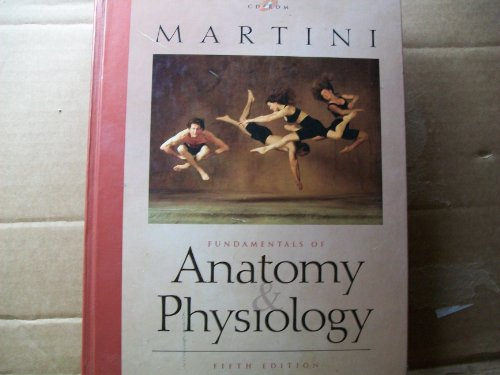 9780130127068: Fundamentals of Anatomy and Physiology