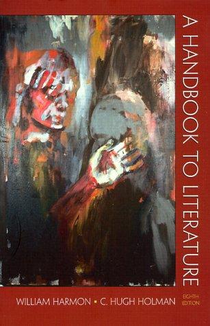 9780130127310: A Handbook to Literature (8th Edition)
