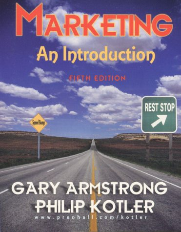9780130127716: Marketing: An Introduction (5th Edition)