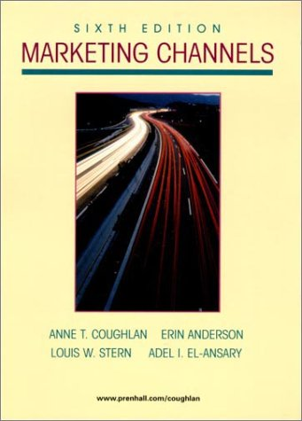 9780130127723: Marketing Channels (6th Edition)
