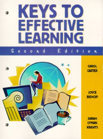9780130128829: Keys to Effective Learning (2nd Edition)