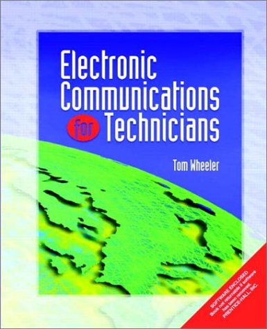 9780130131393: Electronic Communications for Technicians