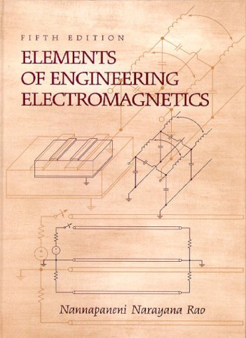 9780130132017: Elements of Engineering Electromagnetics (5th Edition)