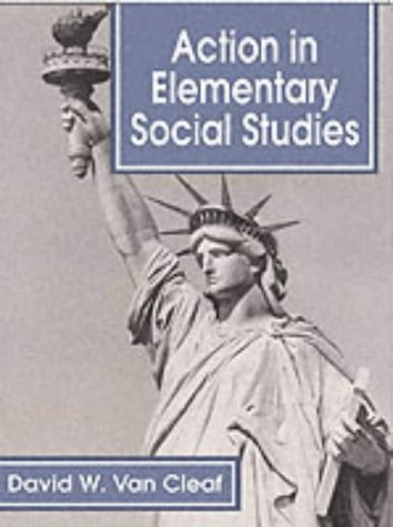 9780130132109: Action in Elementary Social Studies