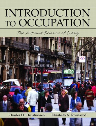 9780130133038: Introduction to Occupation: The Art and Science of Living