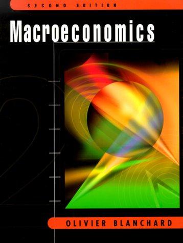 9780130133069: Macroeconomics (Prentice Hall series in economics)