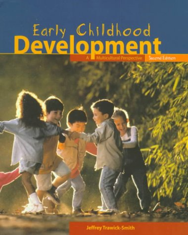 9780130135650: Early Childhood Development: A Multicultural Perspective (2nd Edition)