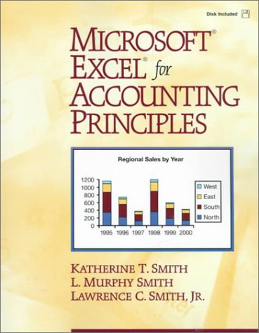9780130135674: Microsoft Excel for Accounting Principles