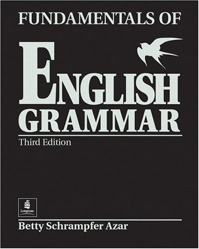 9780130136312: Fundamentals of English Grammar (Black), Student Book Full (Without Answer Key), Third Edition