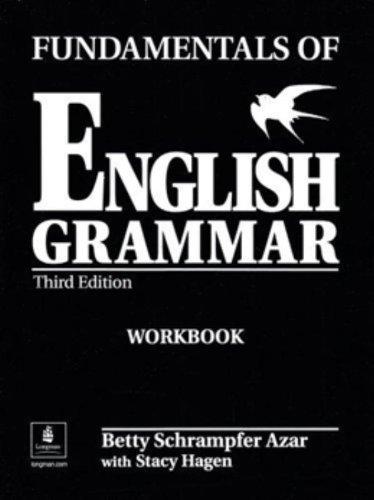 9780130136336: Fundamentals of English Grammar, Third Edition (Workbook)