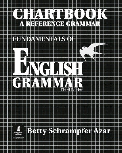 9780130136350: Chartbook A Reference Grammar Fundamentals of English Grammar, 3rd Edition