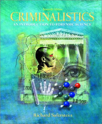 9780130138279: Criminalistics: An Introduction to Forensic Science