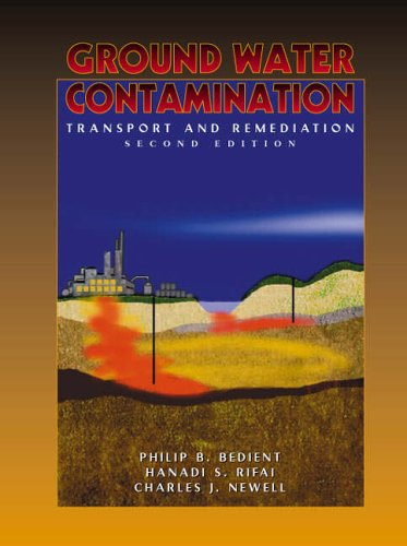 9780130138408: Ground Water Contamination: Transport and Remediation