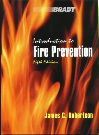 9780130139160: Introduction to Fire Prevention (5th Edition)