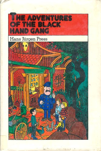 9780130139382: The Adventures of the Black Hand Gang
