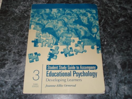 9780130139771: Education Psychology: Developing Learners