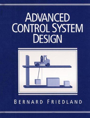 9780130140104: Advanced Control System Design