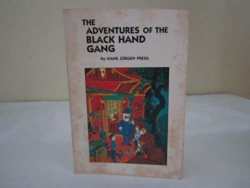9780130140357: The Adventures of the Black Hand Gang