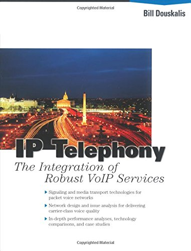 9780130141187: IP Telephony: The Integration of Robust VolP Services
