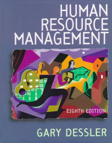 9780130141248: Human Resource Management (8th Edition)