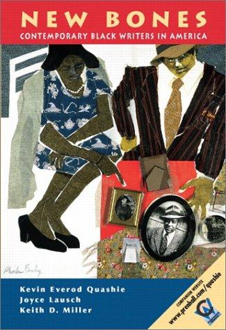 9780130141279: New Bones:Contemporary Black Writers in America