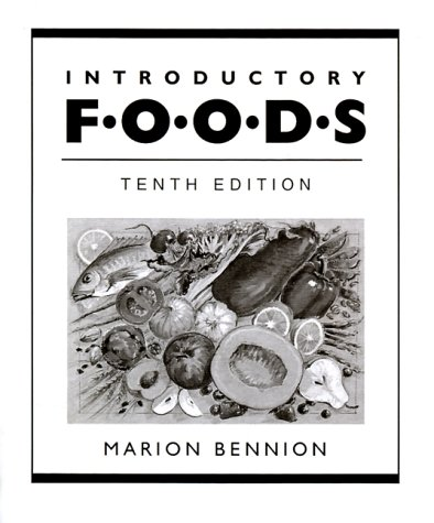 9780130142337: Introductory Foods