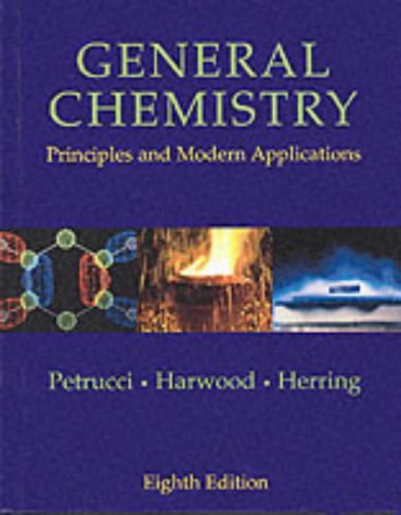 9780130143297: General Chemistry: Principles and Modern Applications: United States Edition