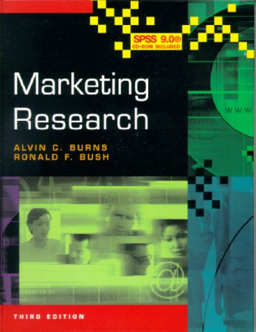 Marketing Research: Alvin C. Burns,