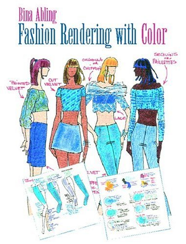 9780130144607: Fashion Rendering with Color