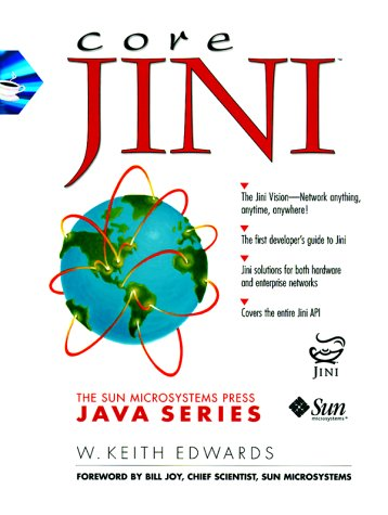 9780130144690: Core JINI