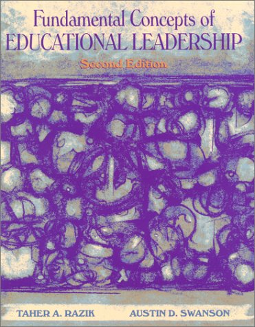 9780130144911: Fundamental Concepts of Educational Leadership (2nd Edition)