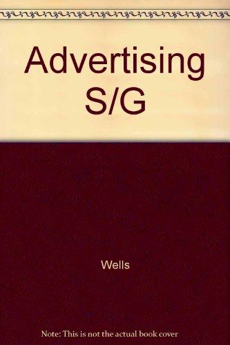 9780130145642: Advertising S/G