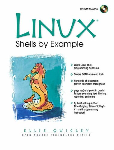 9780130147110: Linux Shells by Example (Open Source Technology)