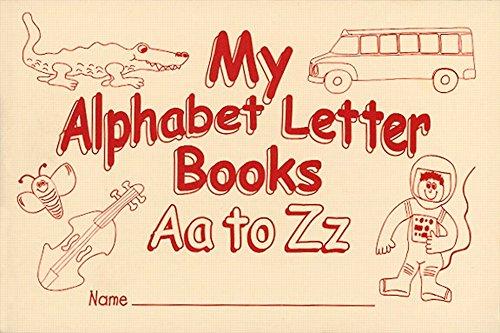9780130148087: My Alphabet Letter Bks Aa-Zz Stdnt Wkbk